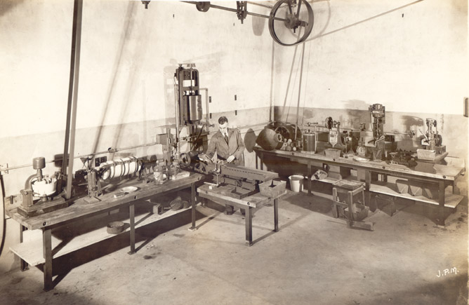 Laboratory Equipment – Denver Mineral Engineers